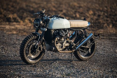 1979 Honda Cx500 Scrambler By Smyth Innovations