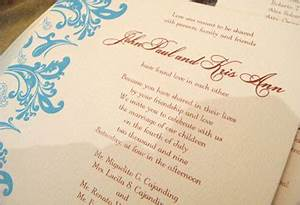 best of wedding invitation card maker philippines With wedding invitation maker in imus cavite