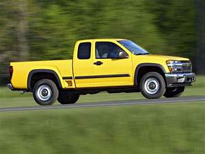 2004 Chevrolet Colorado Extended Cab Specifications