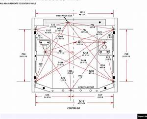 Fox Body Frame Measurements