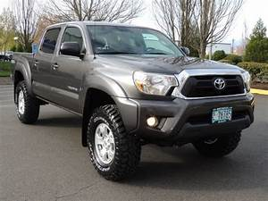 2013 Toyota Tacoma V6 Double Cab 4x4 Lifted