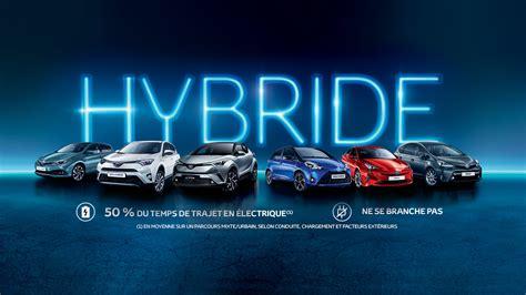 Toyota, la gamme Hybride la plus large du marché