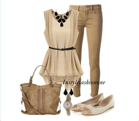 nice outfits f0r daily wear instyle fashion one