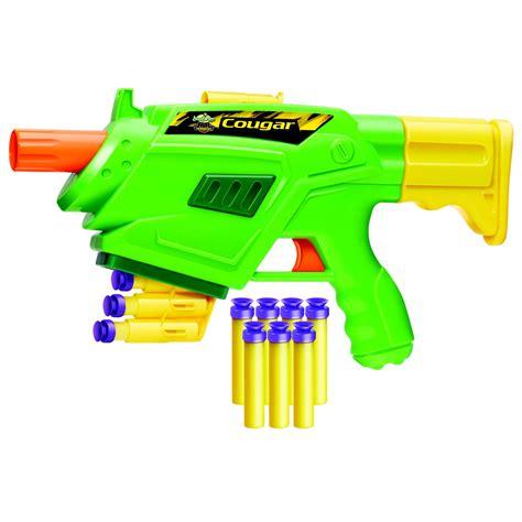 Buzz Bee Toys Cougar Foam Dart Gun