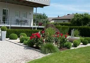 Gartenideen Mit Steinen : moderner vorgarten mit steinen moderner garten mit steinen gartens max nowaday garden ~ Indierocktalk.com Haus und Dekorationen