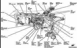 2003 Ford Windstar Exhaust System Diagram