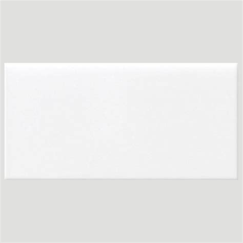 White Ceramic Tile by Daltile Finesse Bright White 3 In X 6 In Ceramic Wall