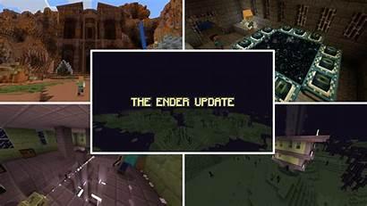 Minecraft Ender Update Tv Apple Ios Screenshot