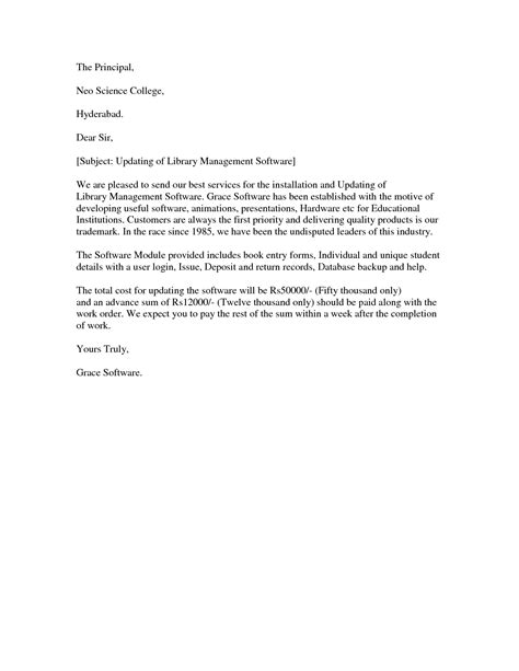 request letter  school principal sample letter