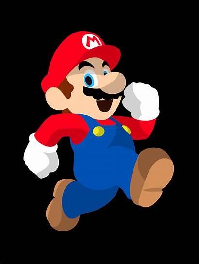 Iphone Mario Cartoon Wallpapers True 4k Oled