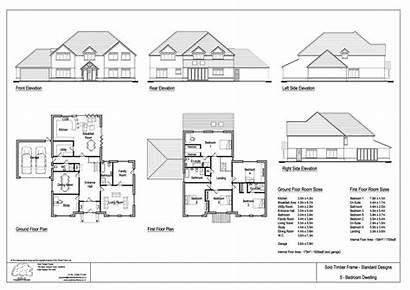 Bedroom Timber Plans Frame Floor Five Designs