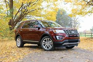 2016 Ford Explorer Review