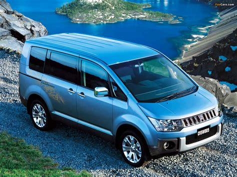 Mitsubishi Delica Wallpapers by Mitsubishi Delica D 5 2007 Wallpapers 1280x960