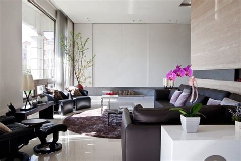 Light Filled Contemporary Living Rooms by Light Filled Contemporary Living Rooms