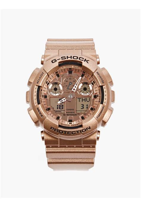 casio g shock ga 110gd 9 casio g shock 39 s gold ga 110gd 9aer in brown