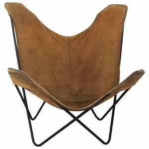 Hardoy Butterfly Chair : butterfly chair by jorge ferrari hardoy juan kurchann antonio bonet 1938 for sale at 1stdibs ~ Sanjose-hotels-ca.com Haus und Dekorationen