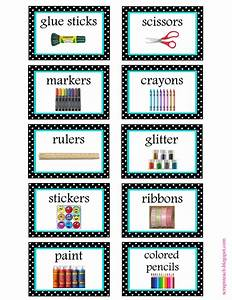 scrap n teach free tub labels With how to print sticker labels at home