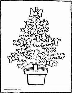 Schleifen Für Weihnachtsbaum : weihnachtsbaum mit schleifen kiddi kleurprentjes ~ Whattoseeinmadrid.com Haus und Dekorationen