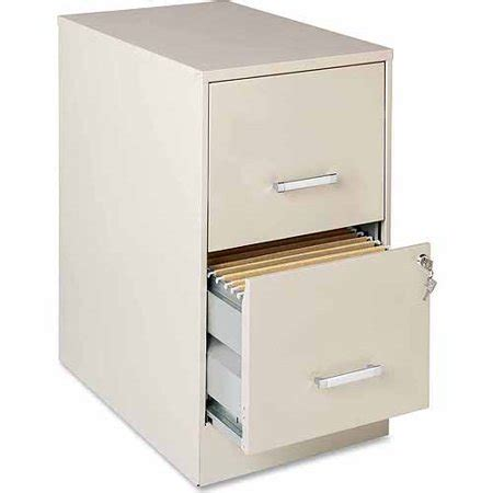 Cheap 2 Drawer File Cabinet by Lorell Soho 22 Quot 2 Drawer File Cabinet Walmart