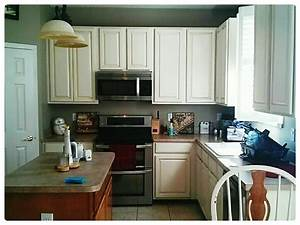 kitchen cabinet makeover with annie sloan paint 1838