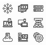 Icon Web Icons Contents Packs Webpage Vector
