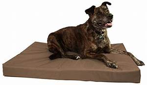 orthopedic 4quot dog crate pad by big barker 42quot x 28 With big barker dog crate pad