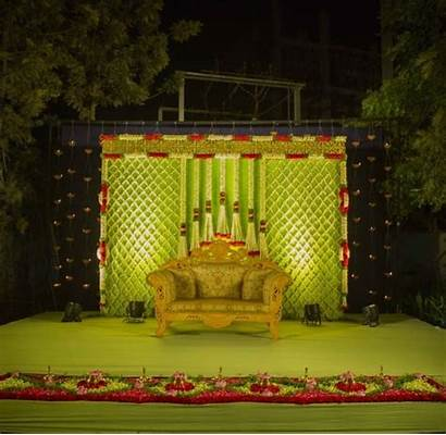 Traditional Stage Colours Simple Decor Decorations Flower