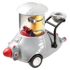 Despicable Me Minion Car Toy