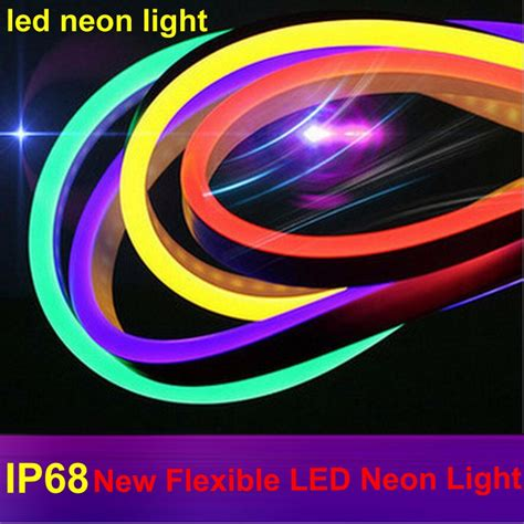 high quality led neon rope light waterproof led