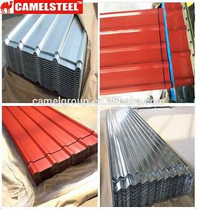 lowes metal roofing sheet price corrugated steel sheet With cost of corrugated metal sheets