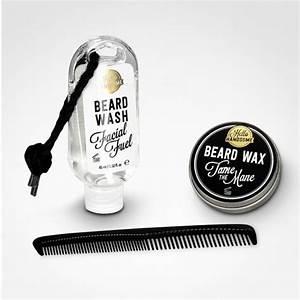 Kit Entretien Barbe Hipster : cadeau barbu kit d 39 entretien barbe et moustache 11 95 ~ Dode.kayakingforconservation.com Idées de Décoration