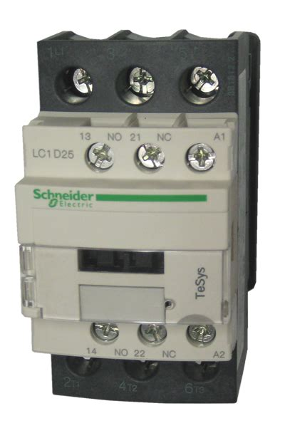 lc1d25 telemecanique square d tesys contactor by schneider electric