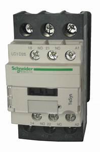 Schneider Lc1d25b7 Contactor