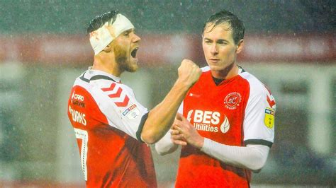 Watch: Fleetwood Town 2-1 Peterborough United highlights ...