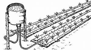 Système D Arrosage Goutte À Goutte : un potager autonome arrosage goutte goutte par gravit ~ Melissatoandfro.com Idées de Décoration
