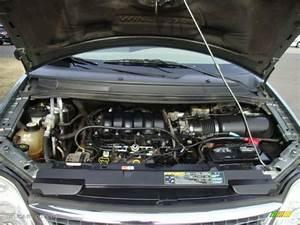2003 Ford Windstar Se 3 8 Liter Ohv 12 Valve V6 Engine