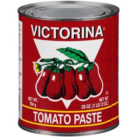 Victorina Tomato Paste, 28 oz - Walmart.com