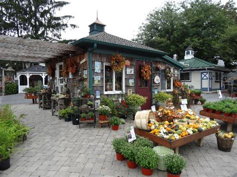 The Barnyard  Picture Of Kitchen Kettle Village