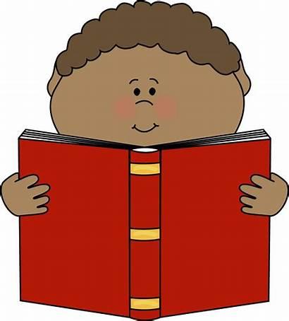 Reading Clipart Child Clip Books Children Clipartmag