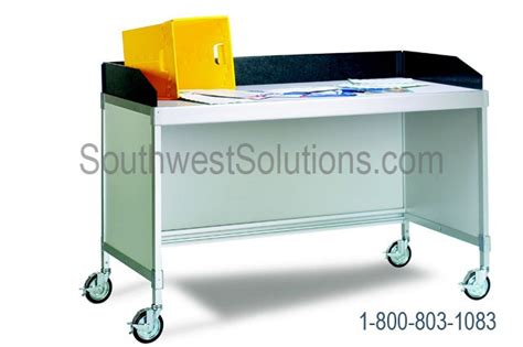 Mailroom Furniture Sorters Slots Sorting Atlanta Savannah