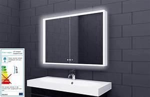 Badezimmer Spiegelschrank Led. alu badschrank badezimmer ...