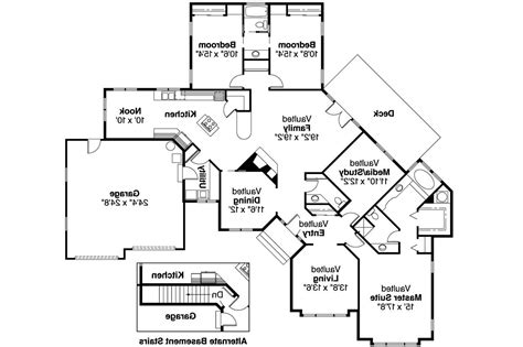 house plan drawings ranch house plans camrose 10 007 associated designs