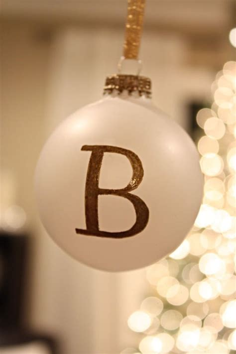 diy crafts featuring  simple christmas ball ornament