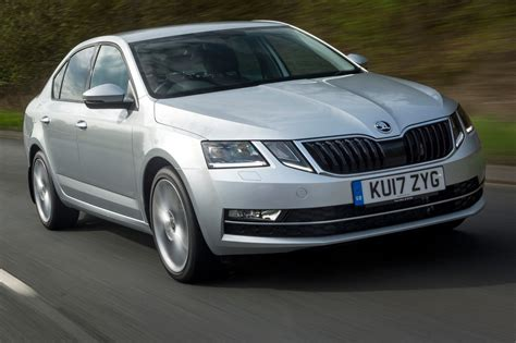 Skoda Octavia 10 Tsi (2017) Review By Car Magazine