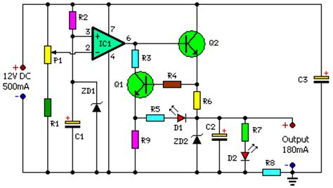 build  friendly charger schematic  mobile