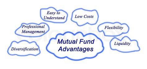 mutual fund advantages stock photo colourbox