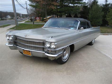 Convertible For Sale by 1963 Cadillac Convertible Series 62 Convertible For Sale