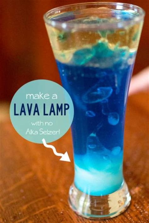 homemade lava l science experiment how to make a lava l without alka seltzer hands on as
