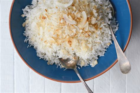 coconut rice in rice cooker simply scratch rice cooker coconut rice simply scratch