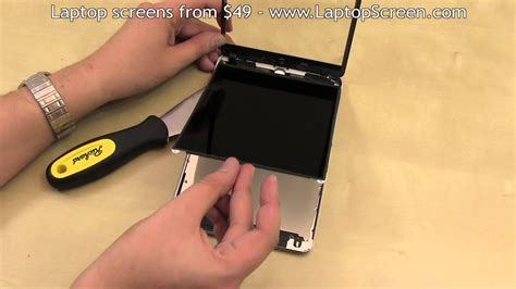 ipad mini glass screen replacement digitizer  lcd removal  installation youtube